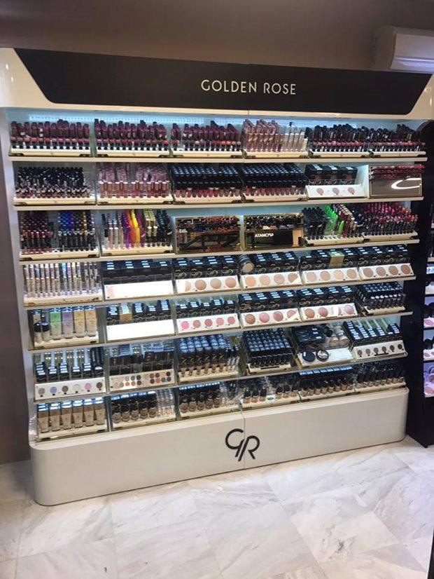 Εξαπλό GR stand στο κατάστημα καλλυντικών Pafilis Beauty Store στην Κοζάνη! 85bf460c8e4